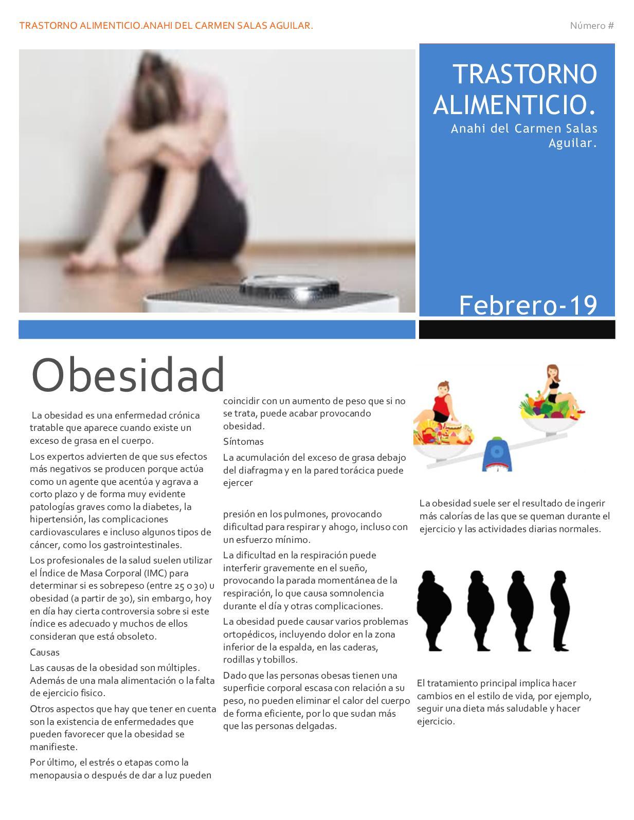 desorden alimenticio sintomas de diabetes