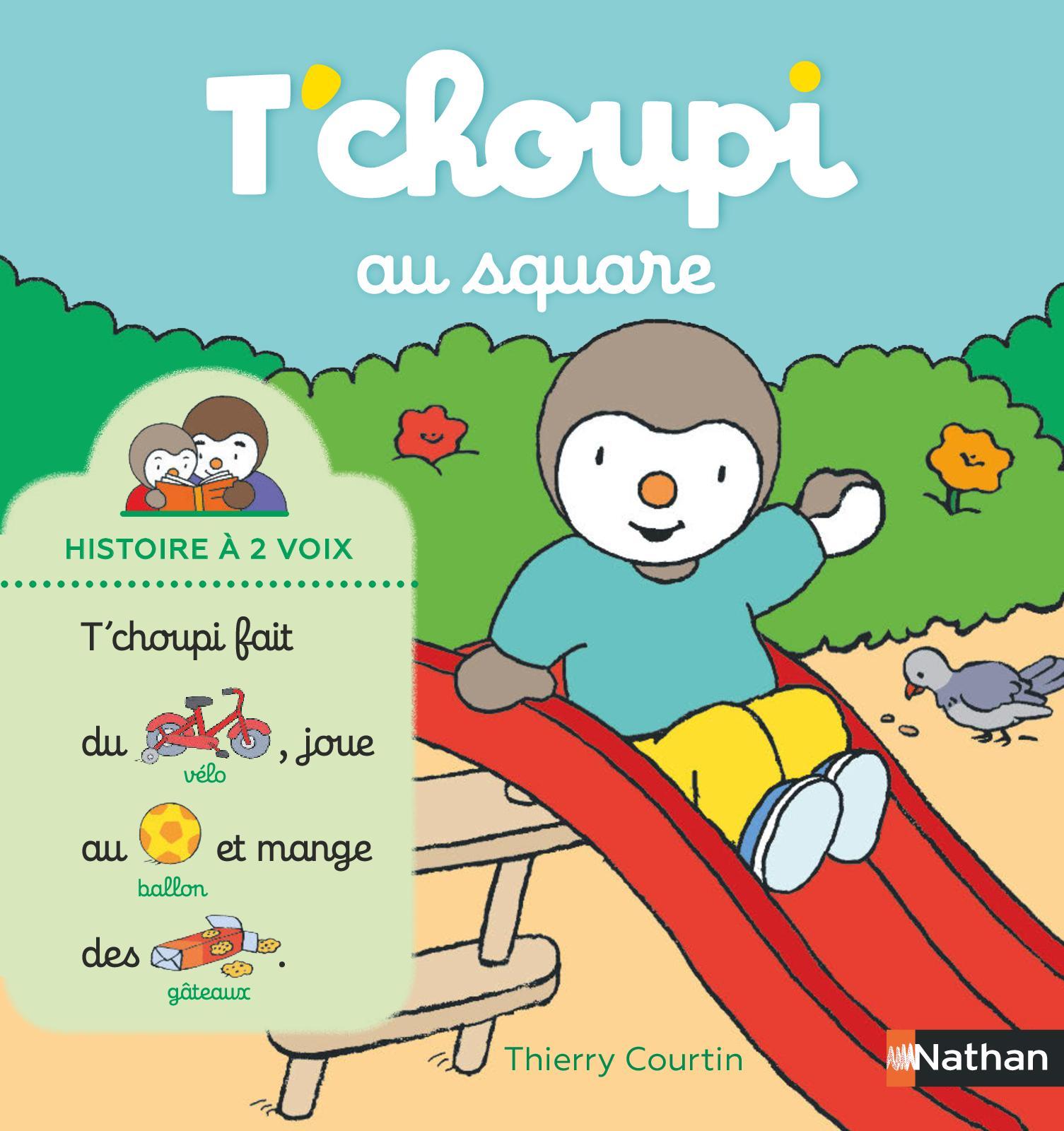 Calaméo T Choupi Au Square Histoire à 2 Voix