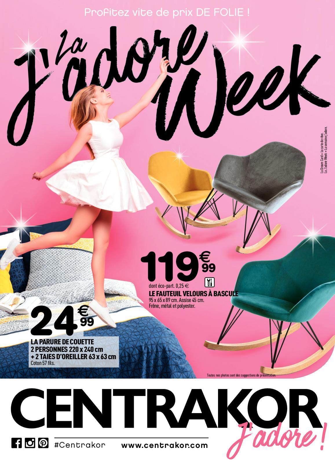Calaméo Martinique La J'adore Week Catalogue 621 Centrakor Édition nP0wOk