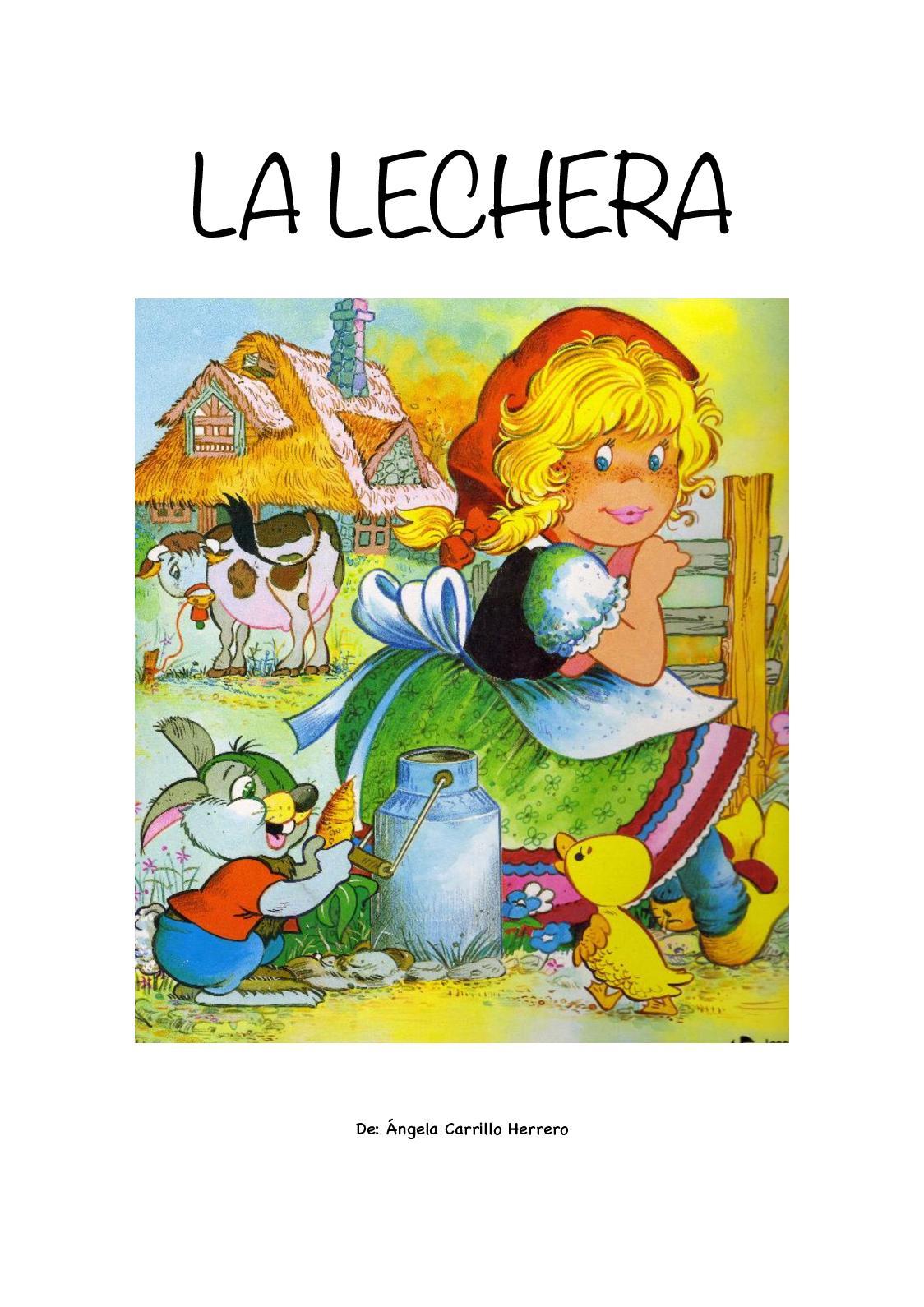 Calaméo La Lechera