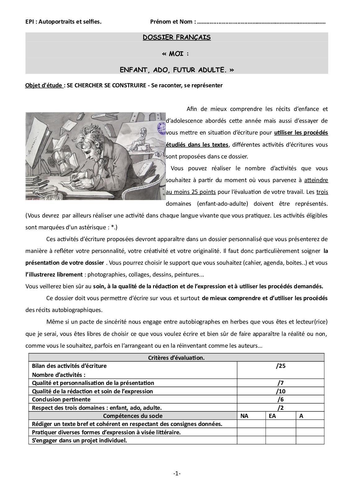 Calameo Dossier Moi Enfant Version Modifiee 14 09 17