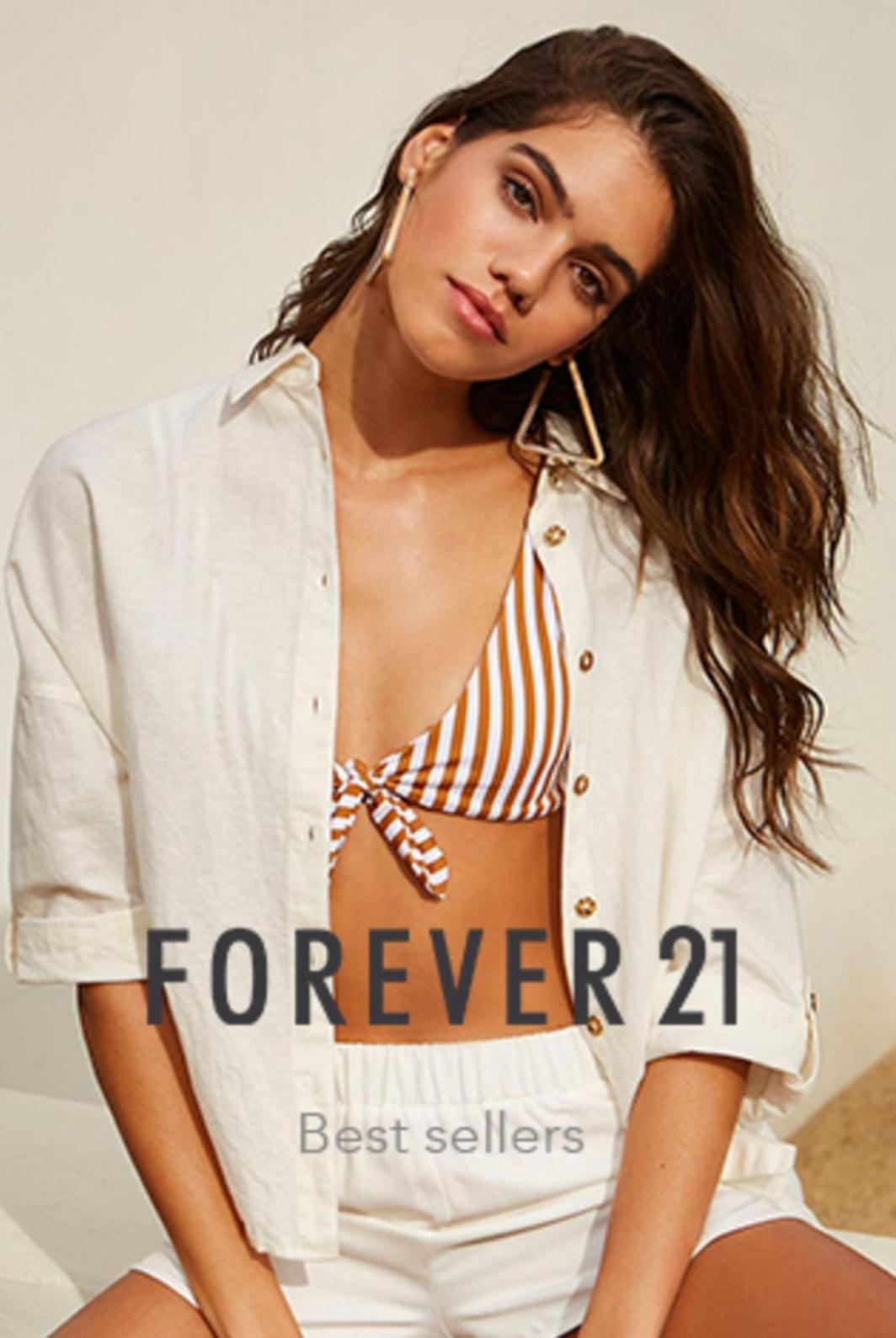 Forever 21 - 2019/05/13 - Catálogo FOREVER 21