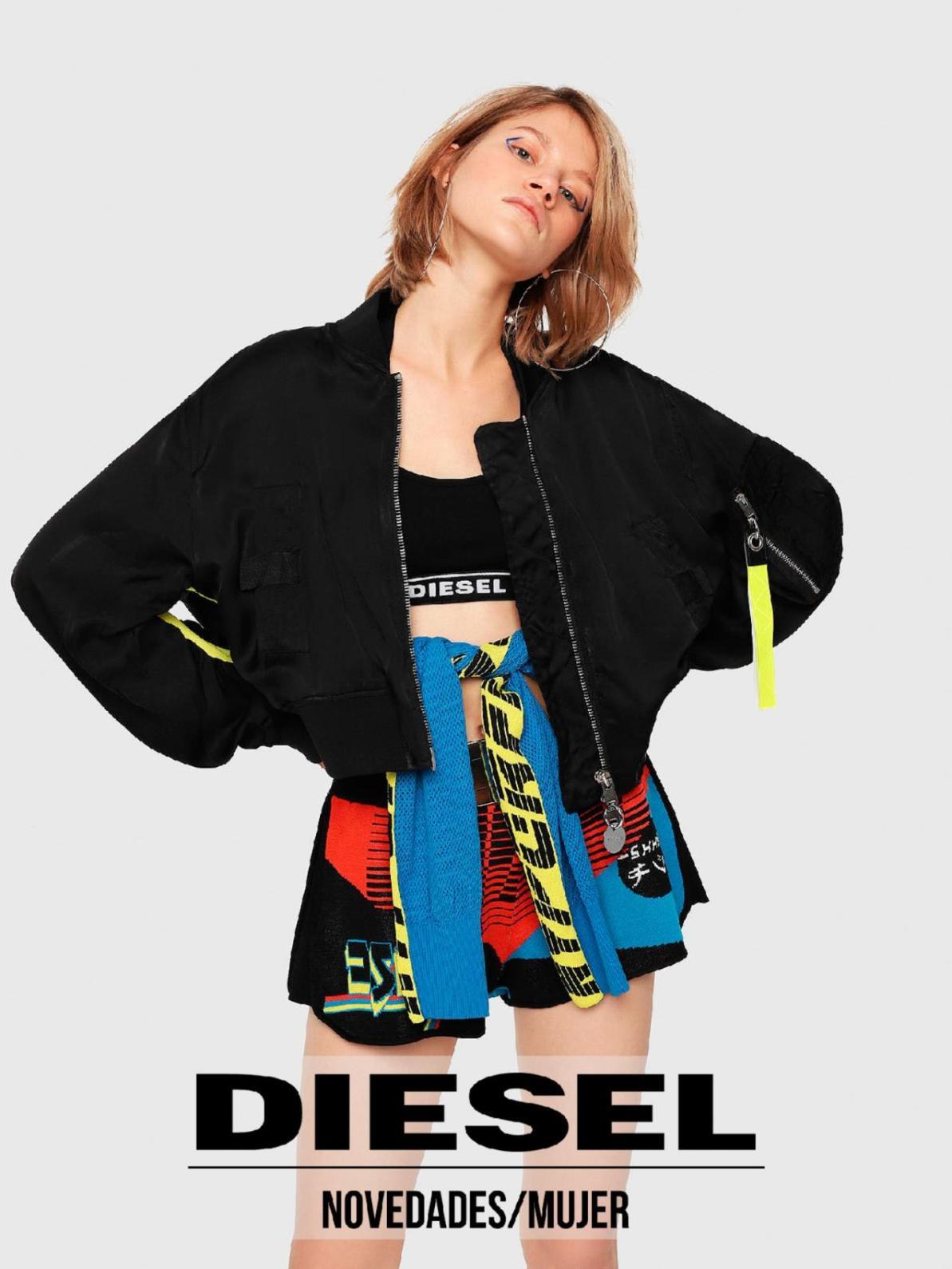 Diesel - 2019/05/11 - Catálogo Diesel Woman.