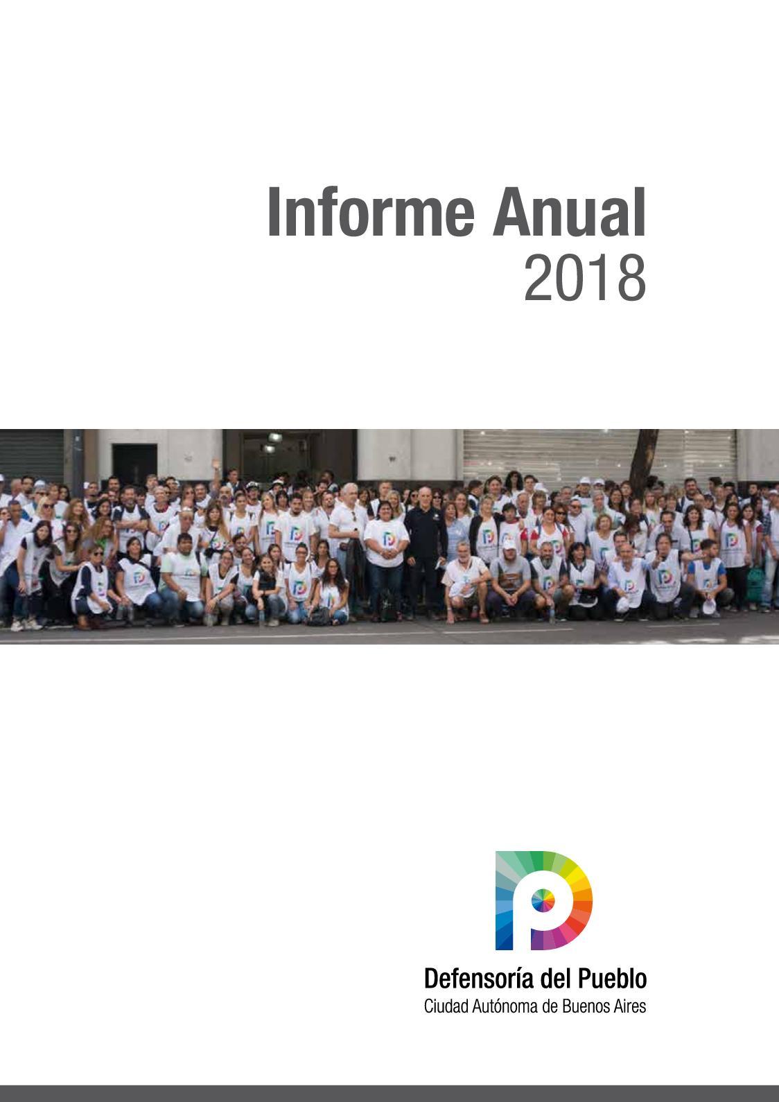 Calaméo - Informe Anual 2018
