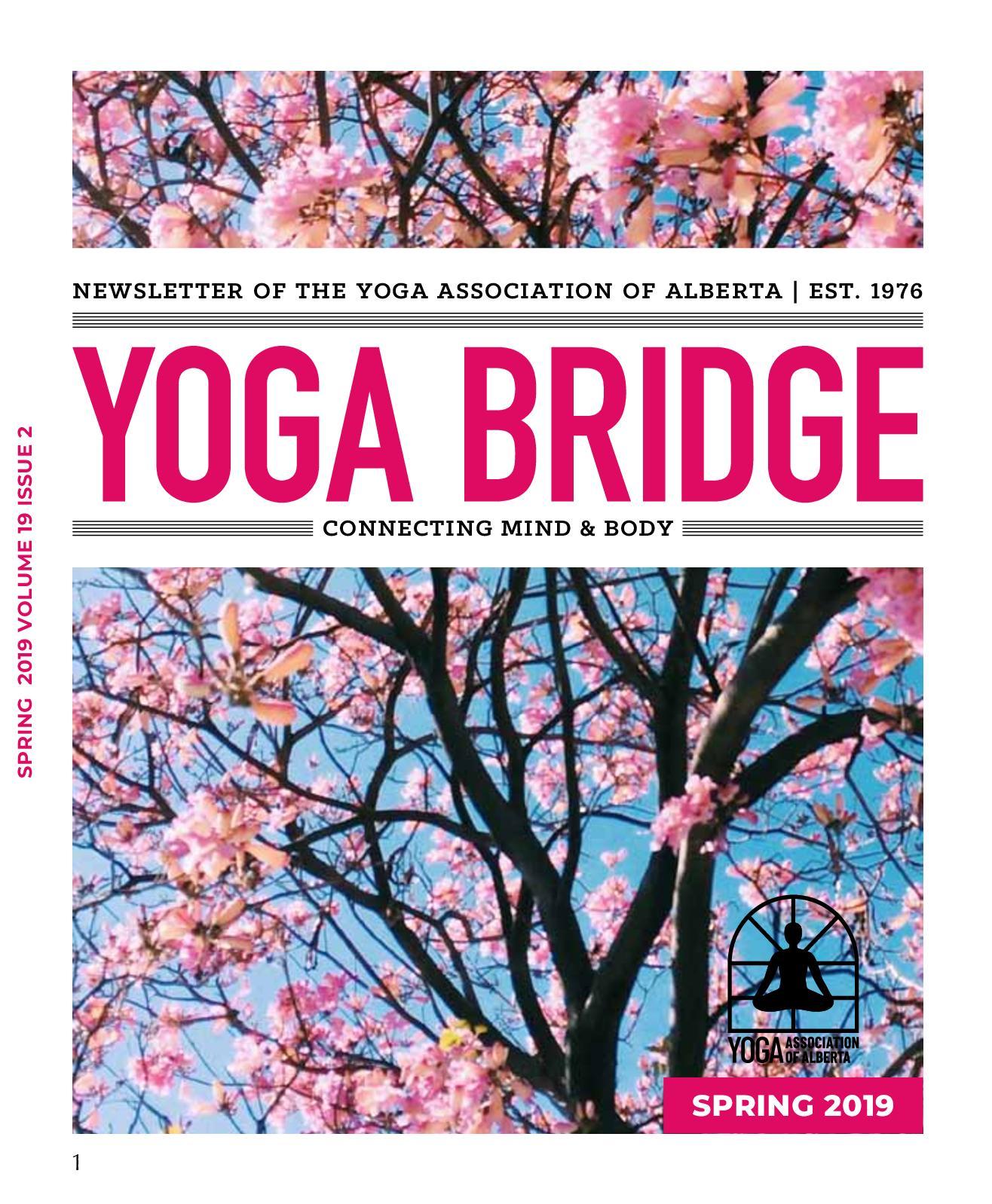 fcf65bddf Calaméo - 2019 Spring Yoga Bridge Newsletter