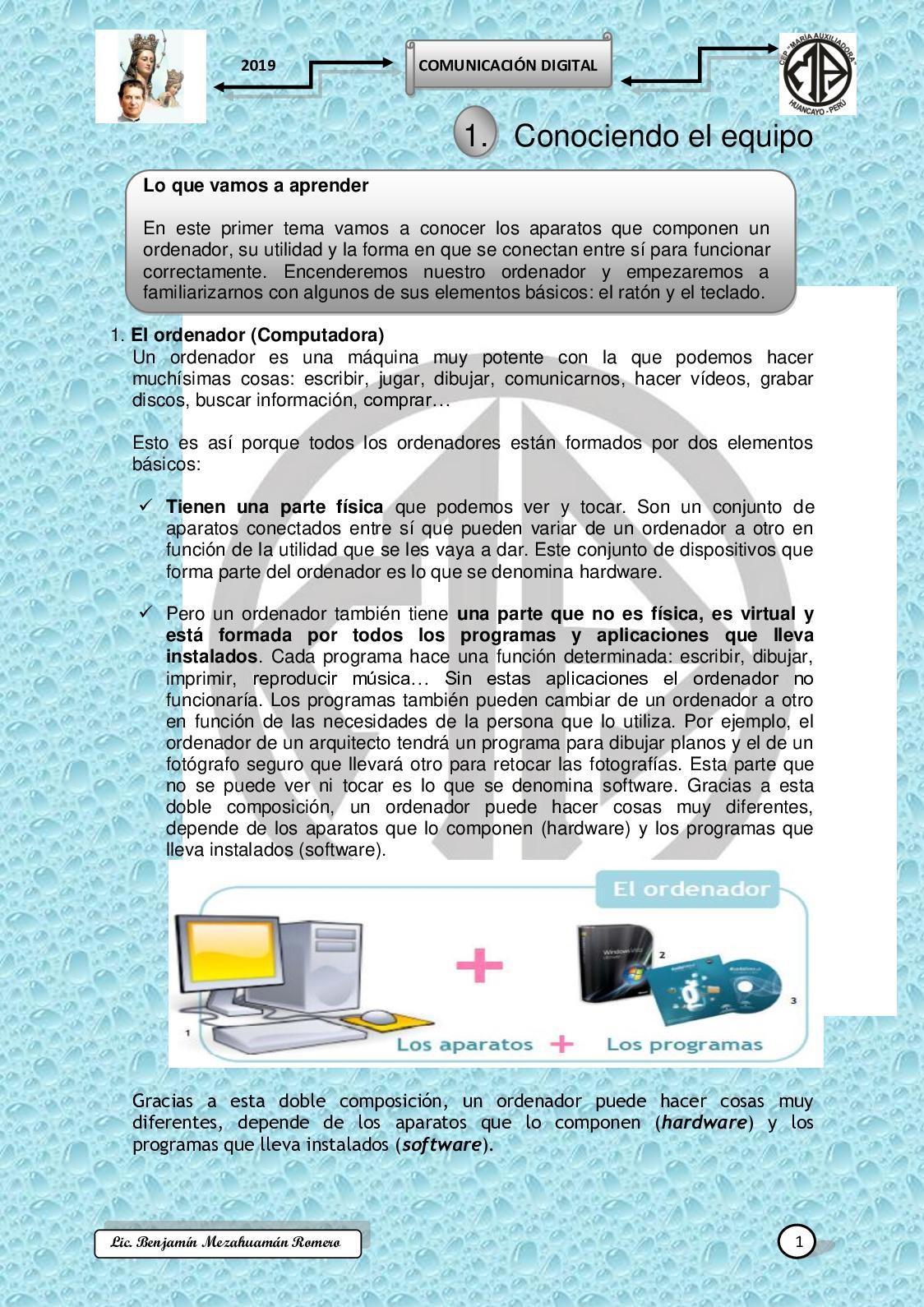 Mod Computación 1