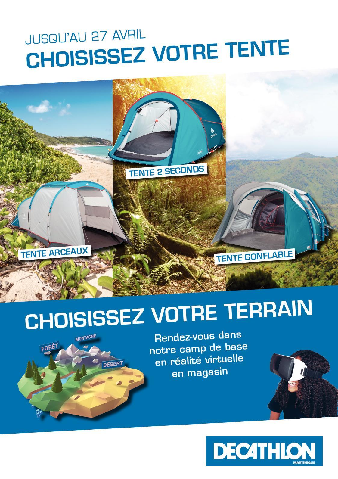 Calaméo Decathlon Martinique Choisissez Votre Tente
