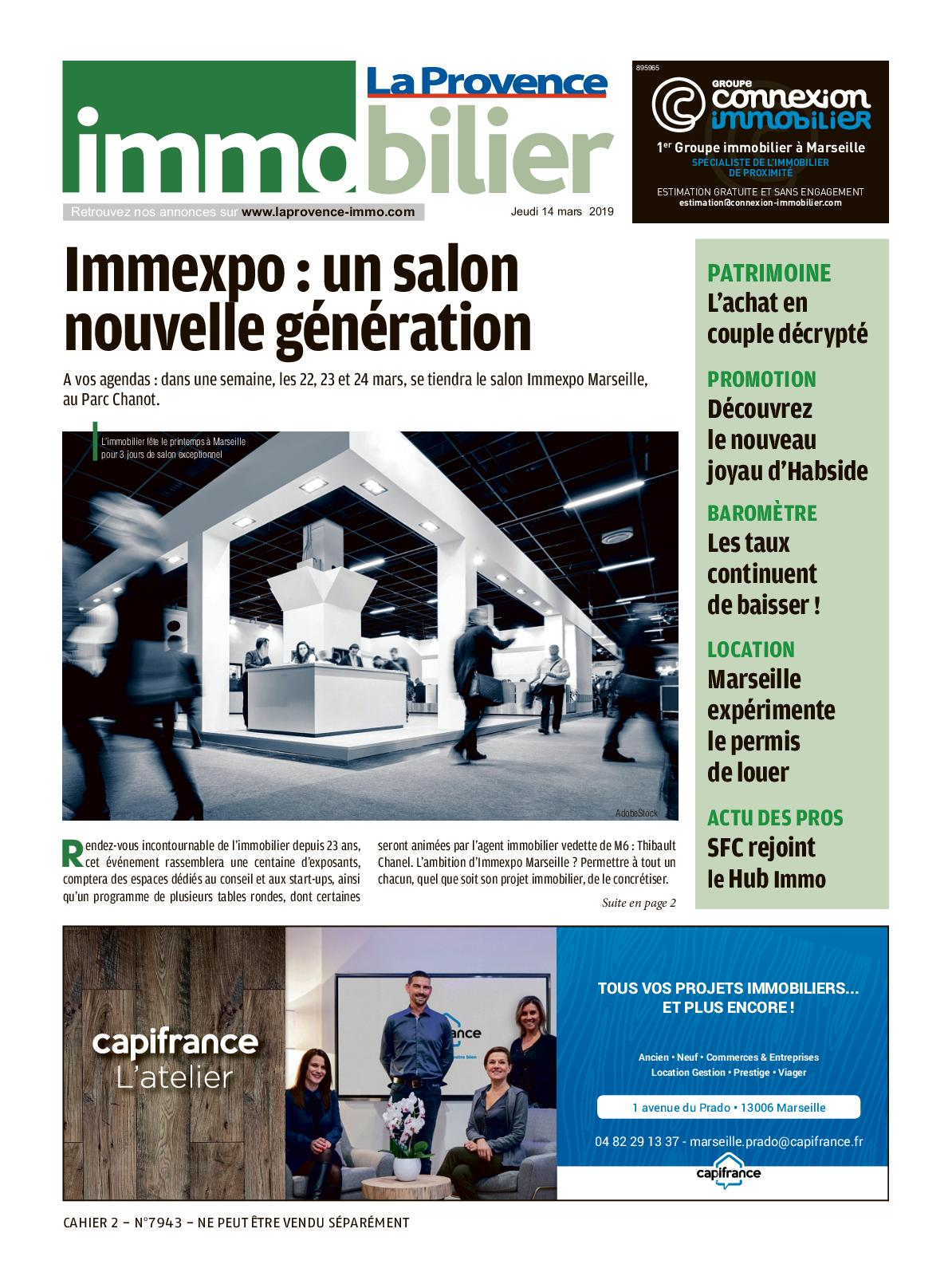 Calameo Immobilier By La Provence 14 Mars 2019