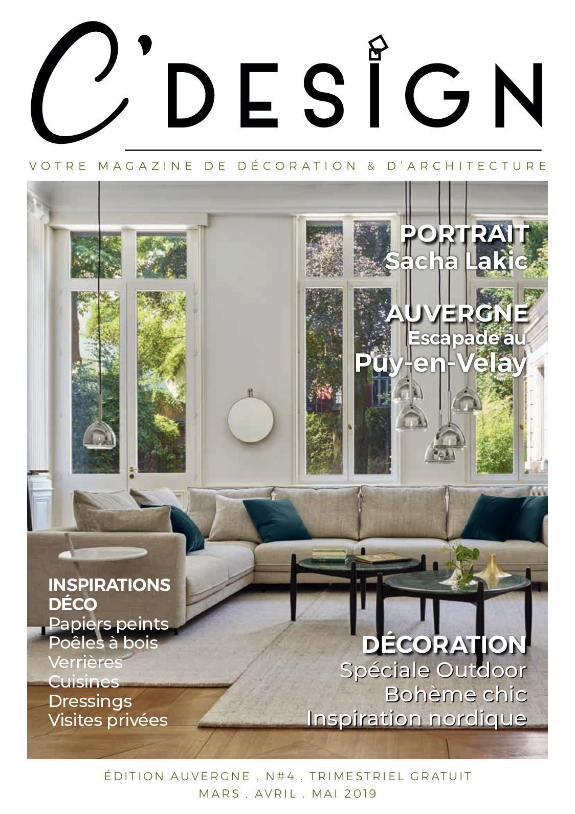 Design Creation Le Puy En Velay calaméo - magazine c'design 4