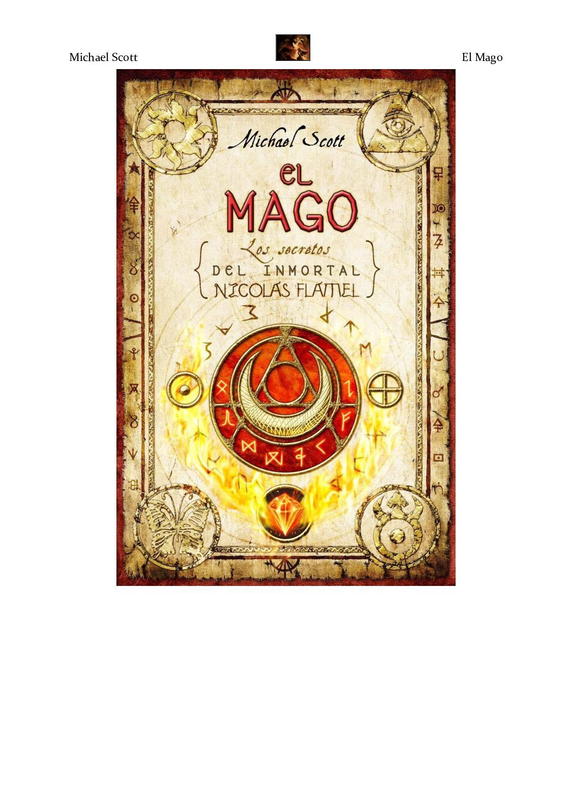 21e100579 Calaméo - El Mago (Los Secretos Del Inmortal Nicolas Flamel  2) Pdf