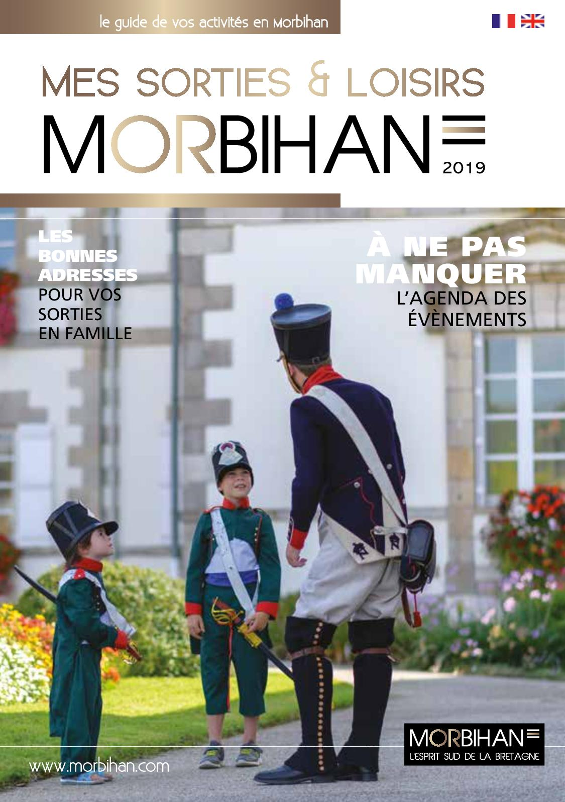 Loisirs Morbihan Guide Calaméo 2019 Tourisme xrdBCoe