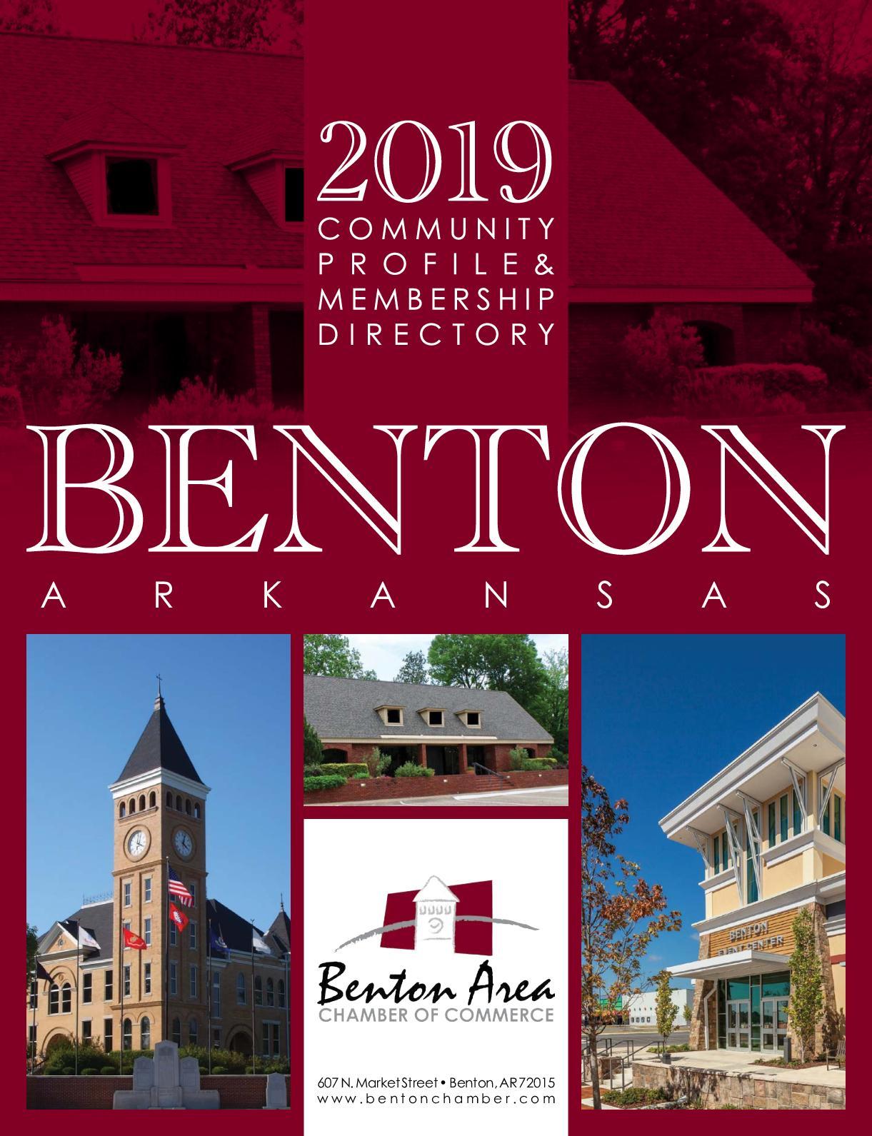 Calaméo - Benton AR 2019