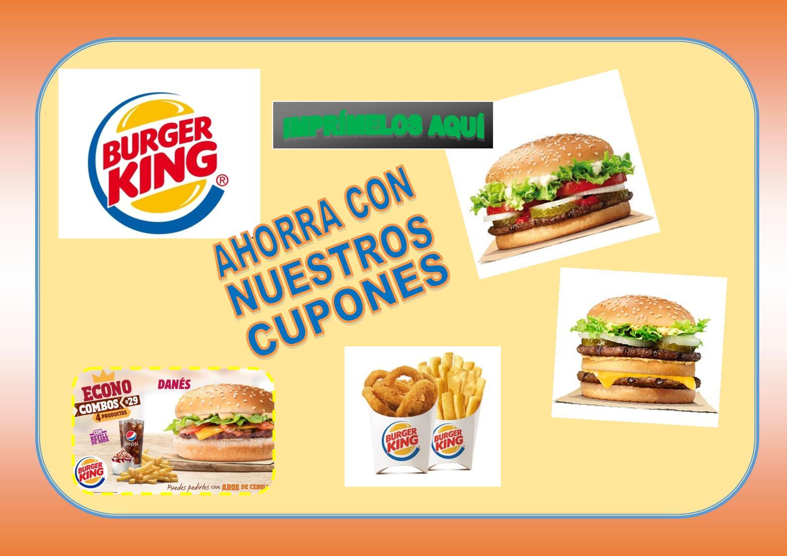 Calaméo Ofertas Burger King