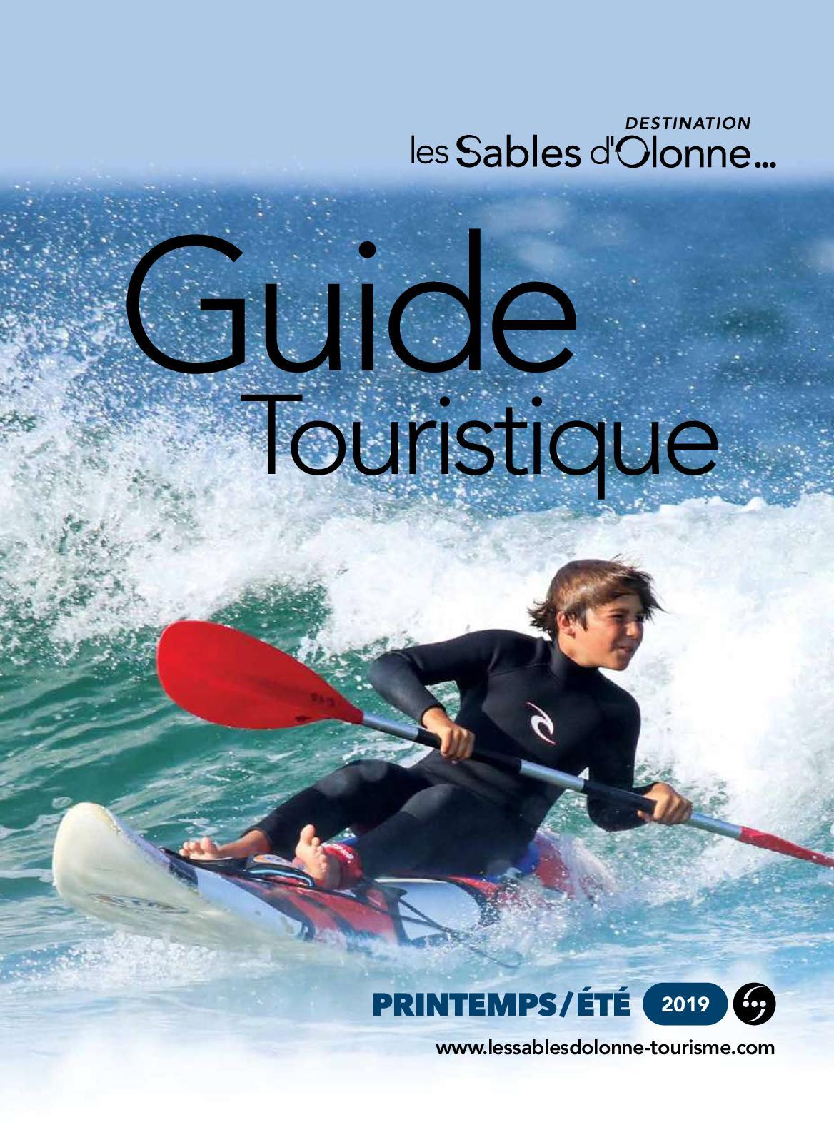 GUIDE TOURISTIQUE PRINTEMPS ETE 2019