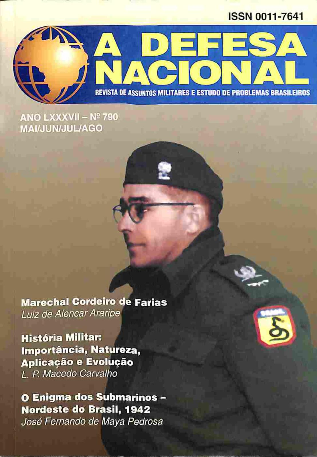 33e864591 Calaméo - A Defesa Nacional 790 2qd De 2001