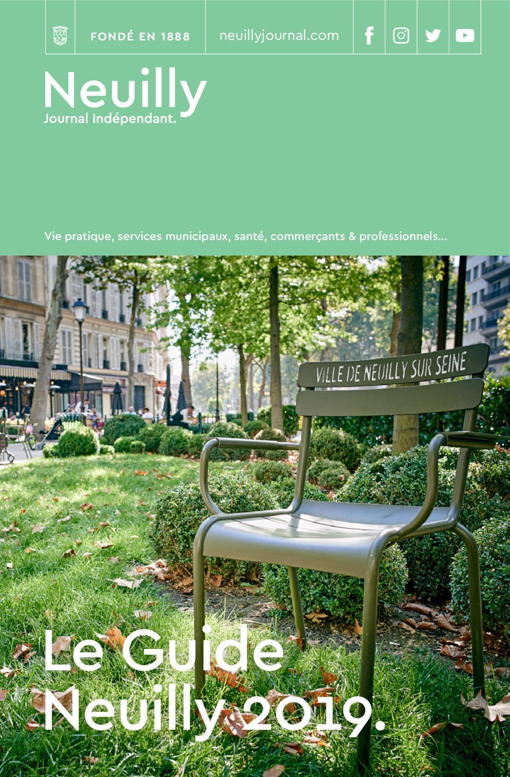 Calaméo Guide De Neuilly 2019