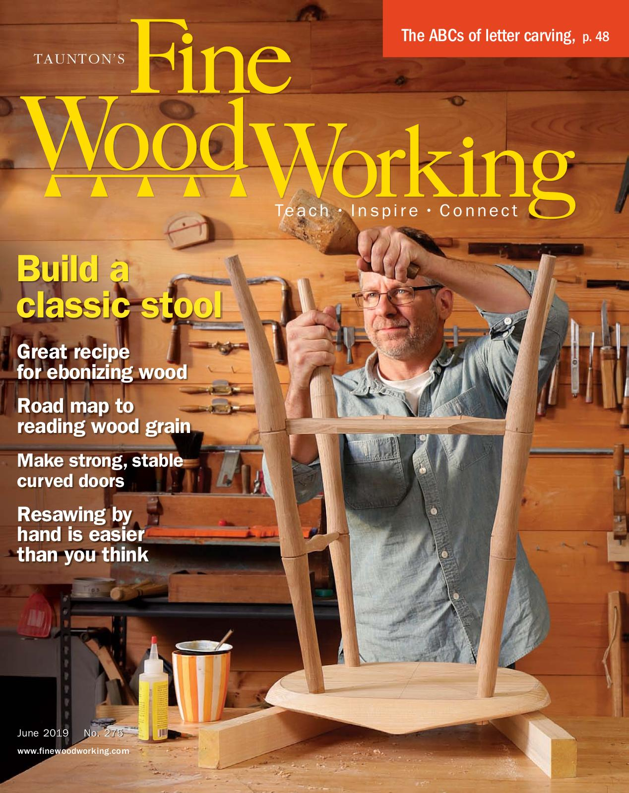 Calameo Preview Of Fine Woodworking 275 May June 2019
