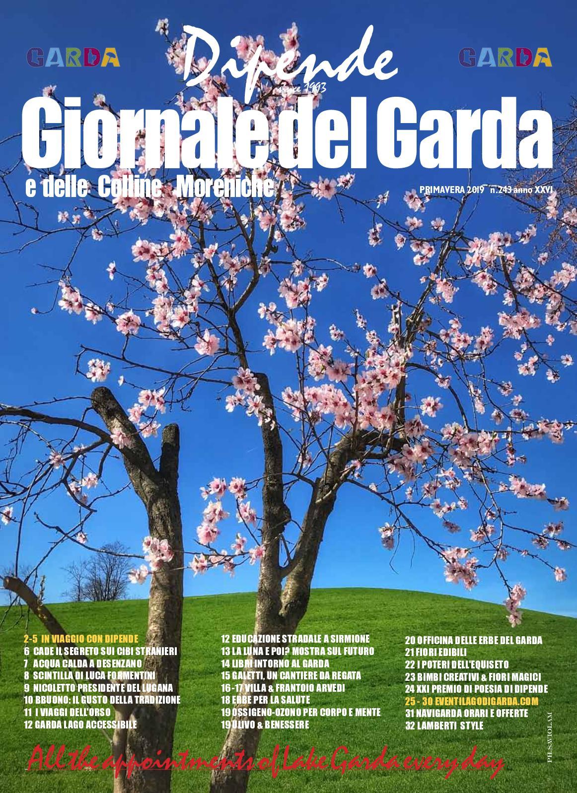 Vivaio Peschiera Del Garda calaméo - 243 dipende giornale del garda primavera 2019