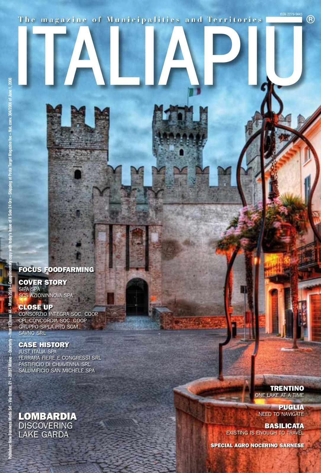 Calaméo - ITALIA PIU' MARCH 2019