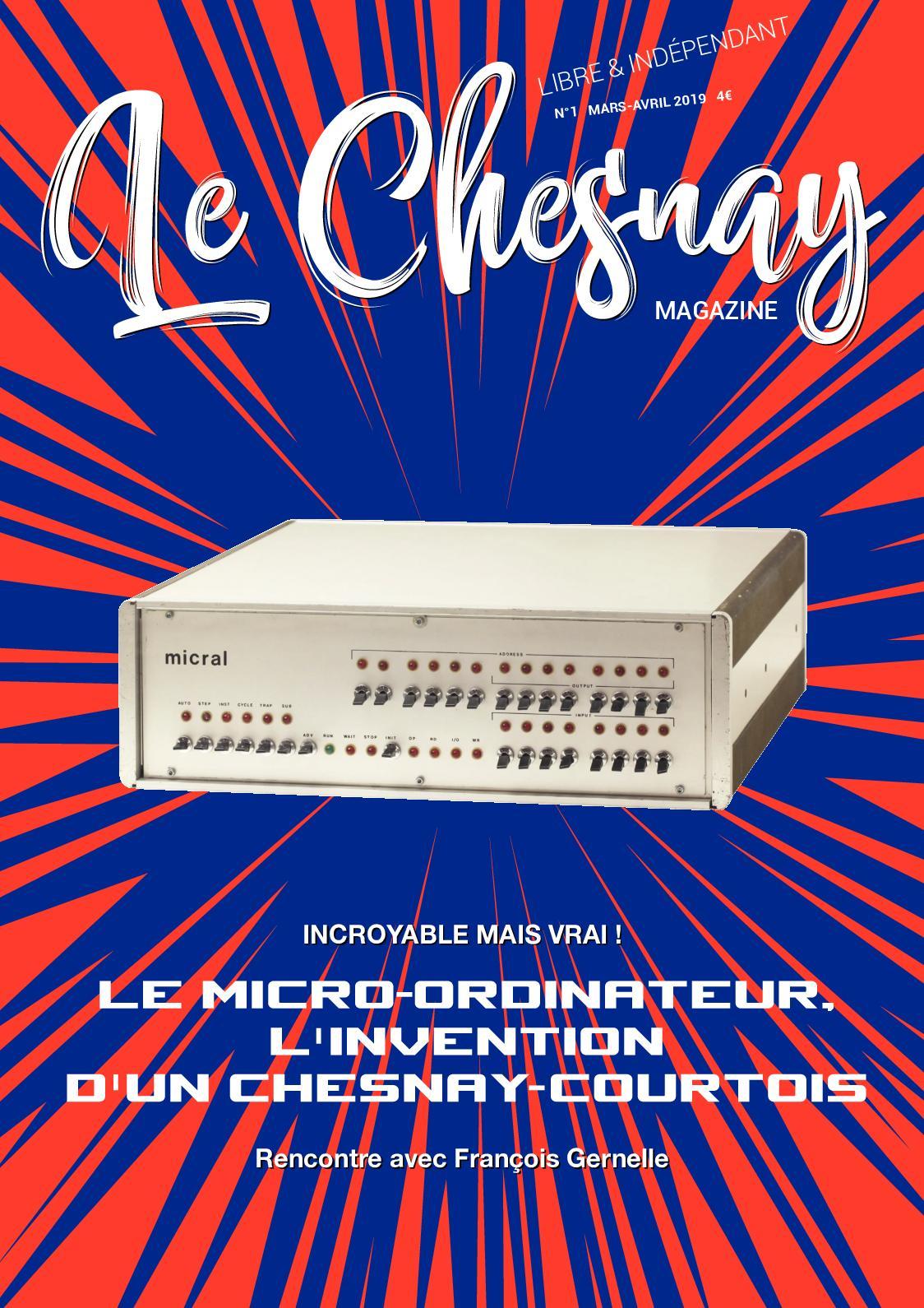 Le Rendez Vous Enchanté Le Chesnay calaméo - le chesnay magazine n°1 - mars-avril 2019