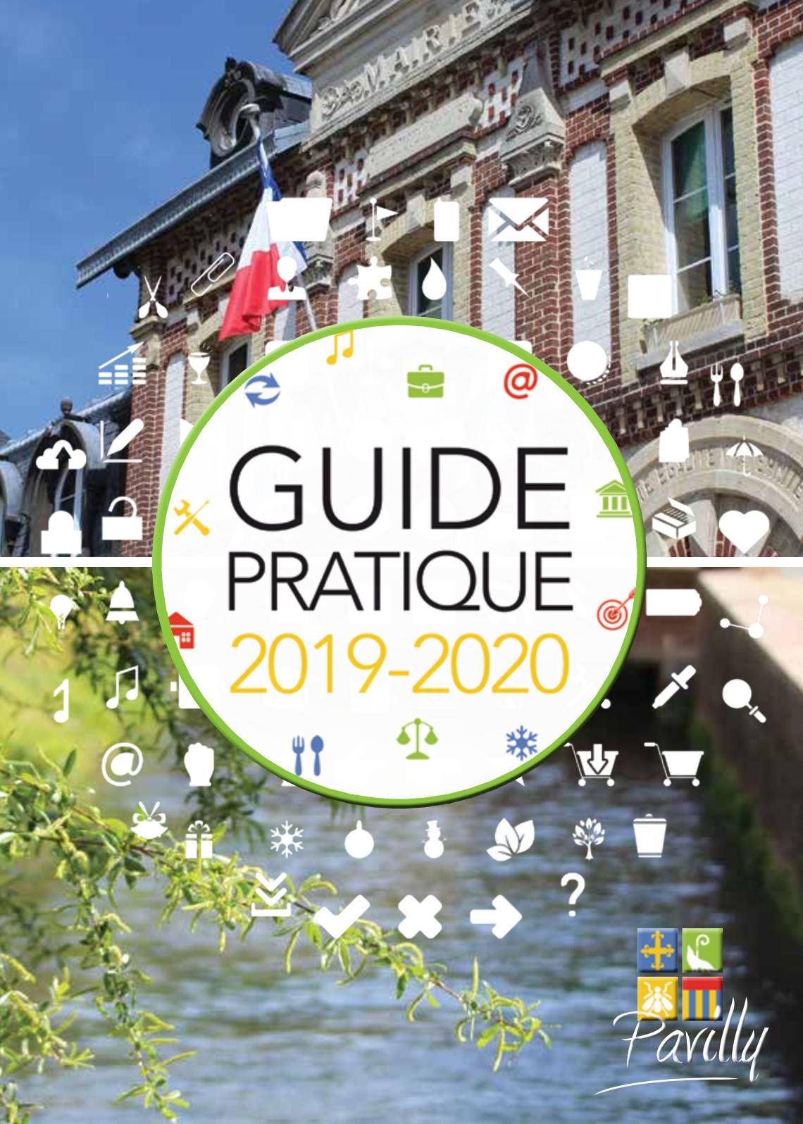 Calaméo Guide Pratique De Pavilly 20192020