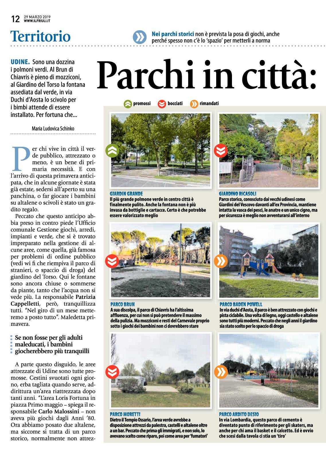 Giardino In Città Udine il friuli n12 29032019 calameo - calameo downloader