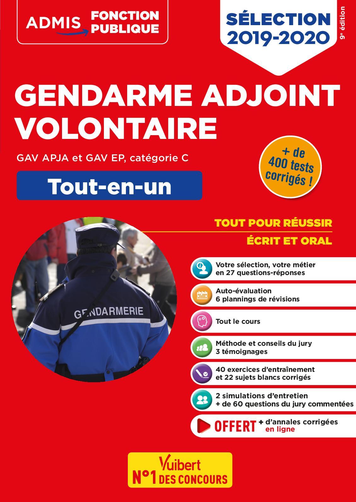 Calaméo Extrait Gendarme Adjoint Volontaire
