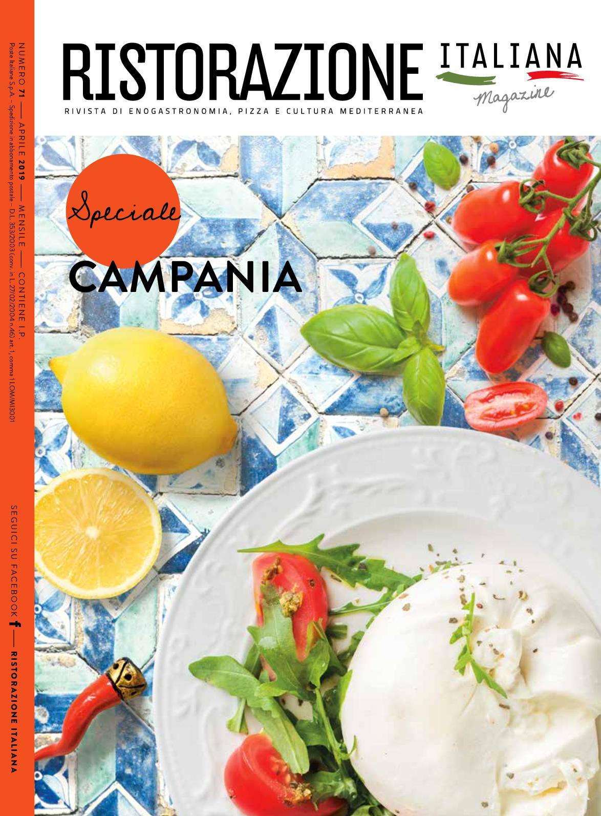 Piatti Freddi Veloci Da Asporto calaméo - ristorazione italiana magazine n.71 :: aprile 2019