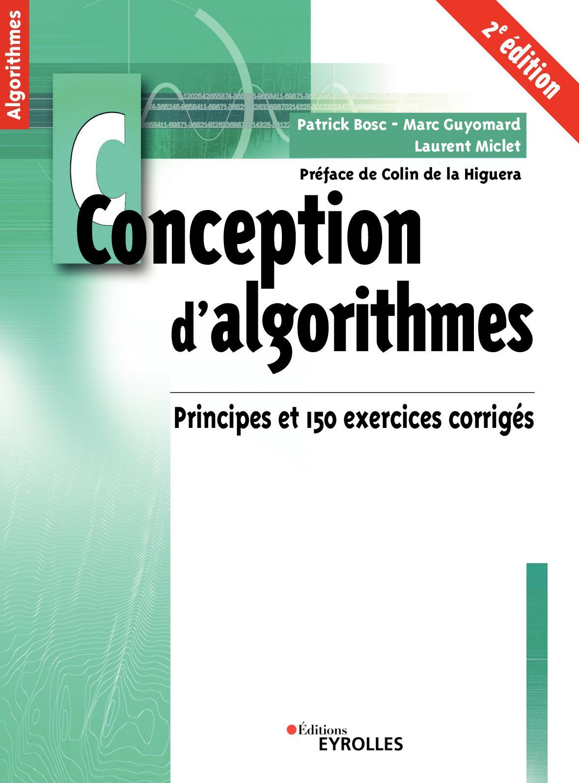 Calameo Extrait Conception D Algorithmes