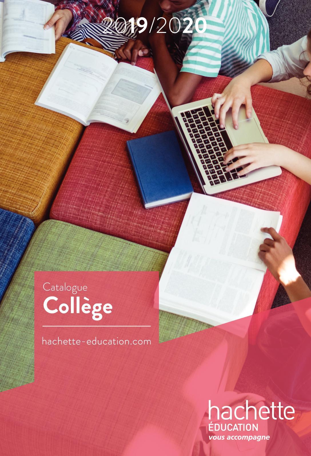 Calameo Catalogue College 2019