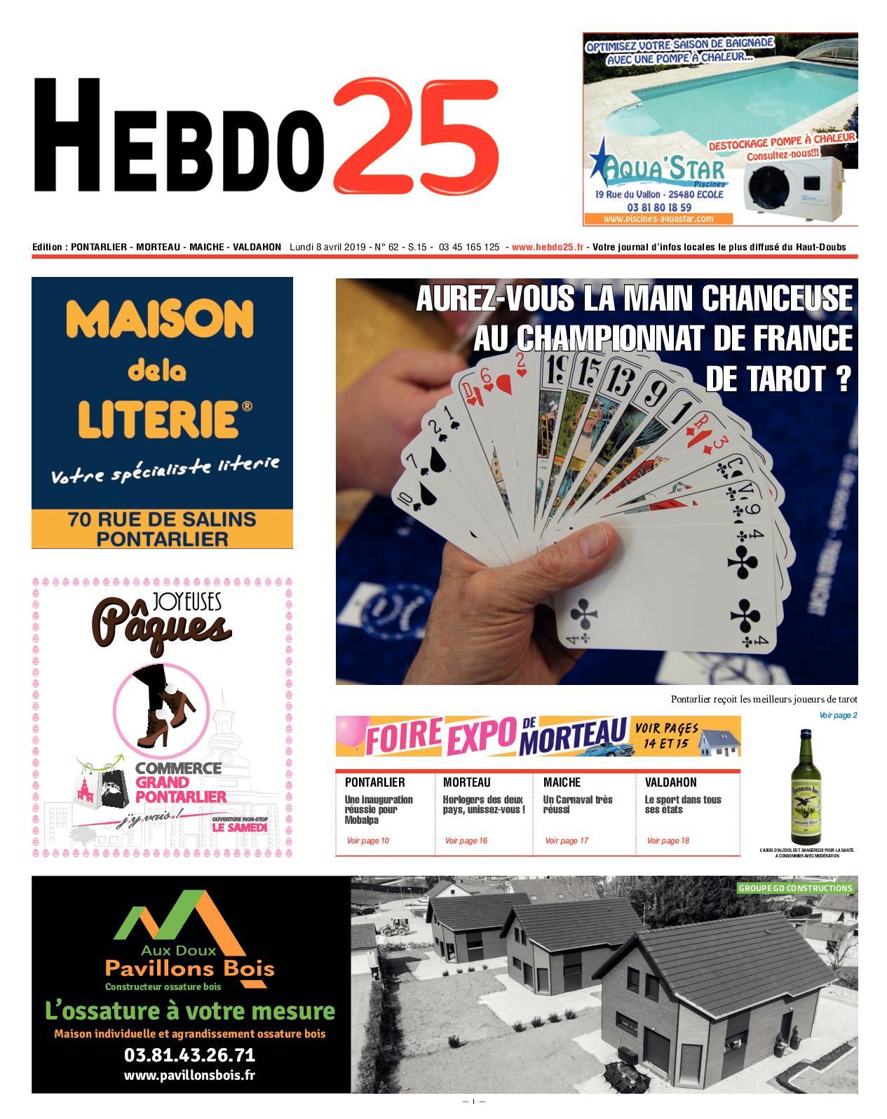 dc5958f43c2ad Calaméo - Hebdo Pontarlier 2019 Semaine 15