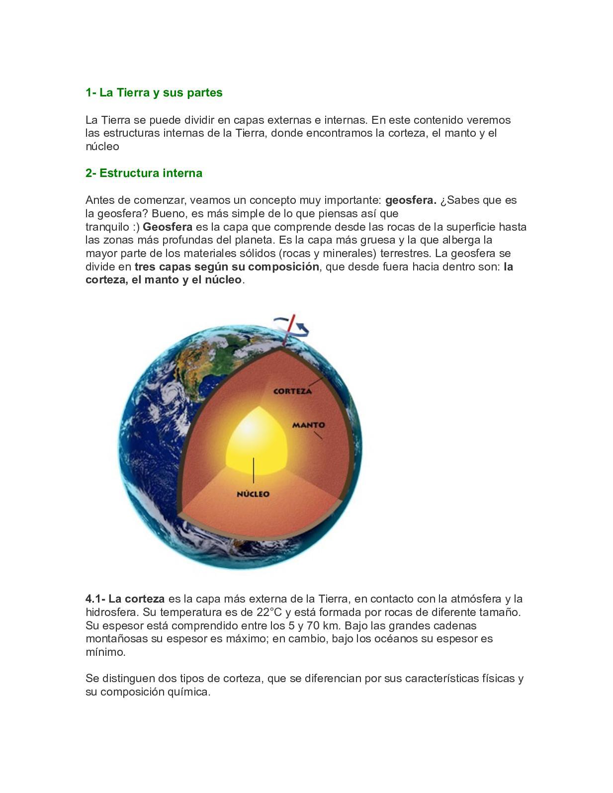 Calaméo Apuntes De Geografia Capaz De La Tierra