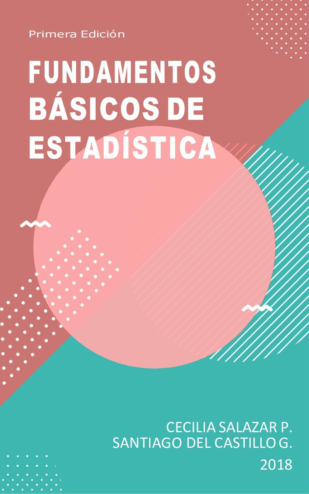 Fundamentos Básicos De Estadística Libro