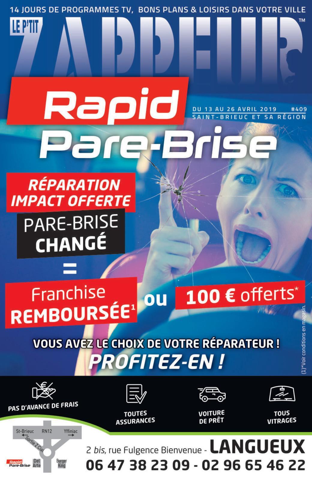Calameo Le P Tit Zappeur Saintbrieuc 409