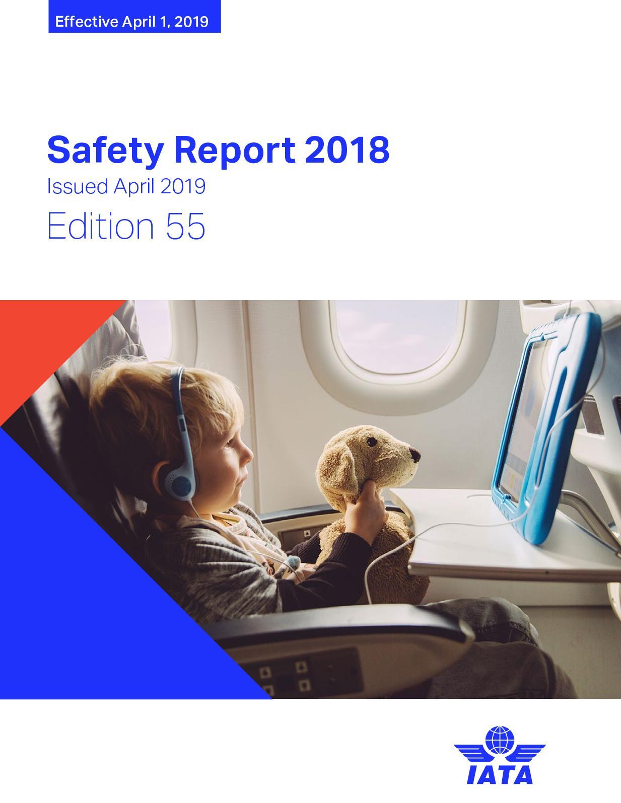 Calam O IATA Safety Report 2018