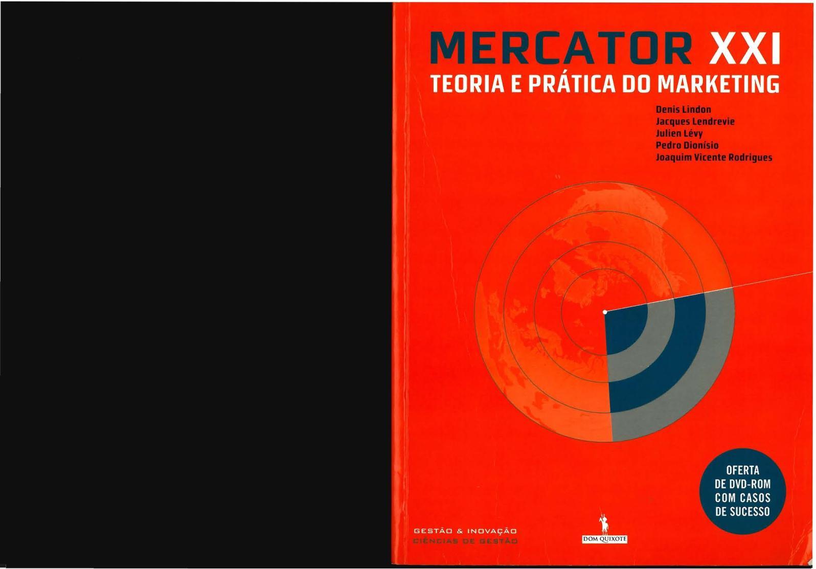 cdc5254512 Calaméo - Livro Mercator