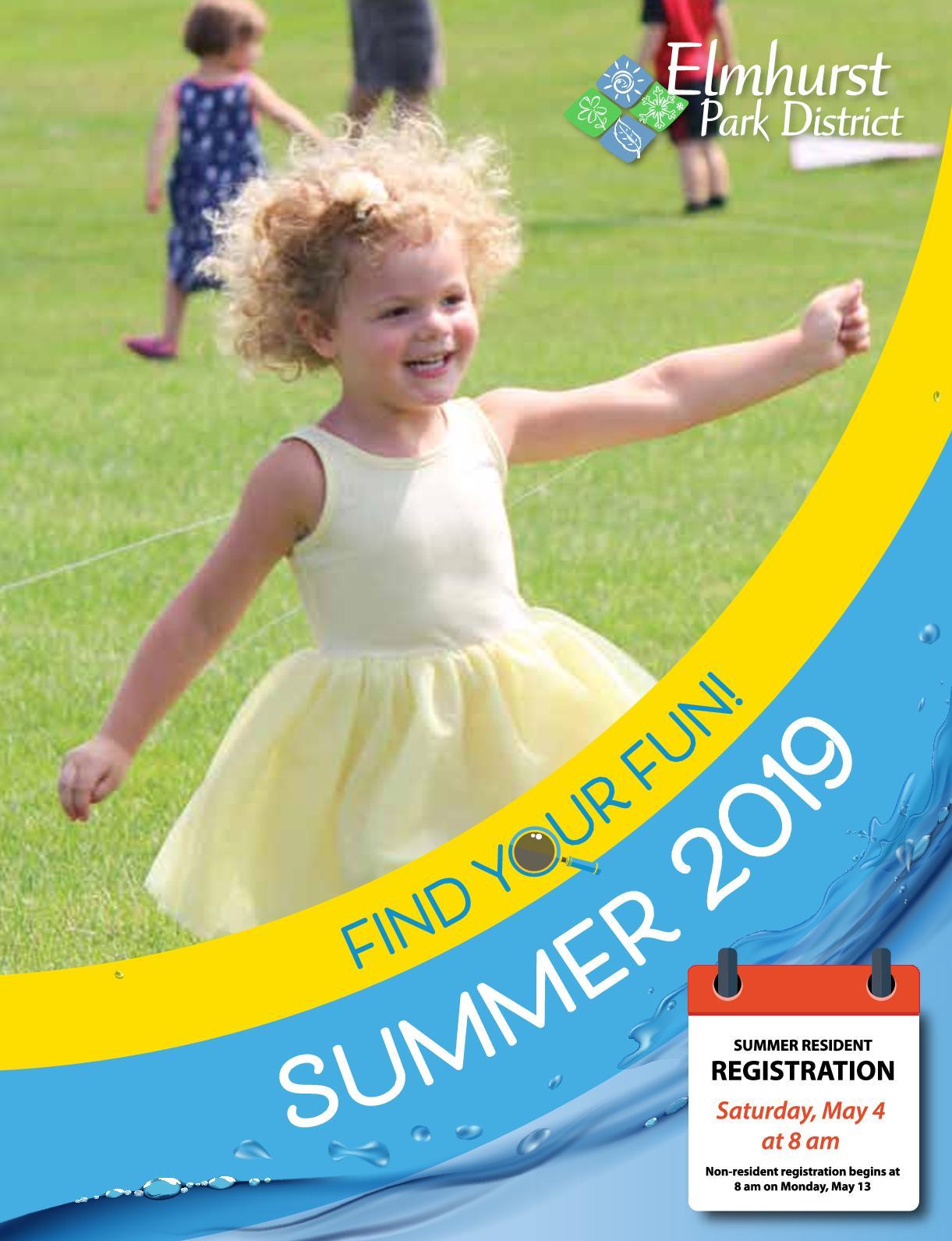 Calaméo - 2019 Summer Brochure Elmhurst Park District