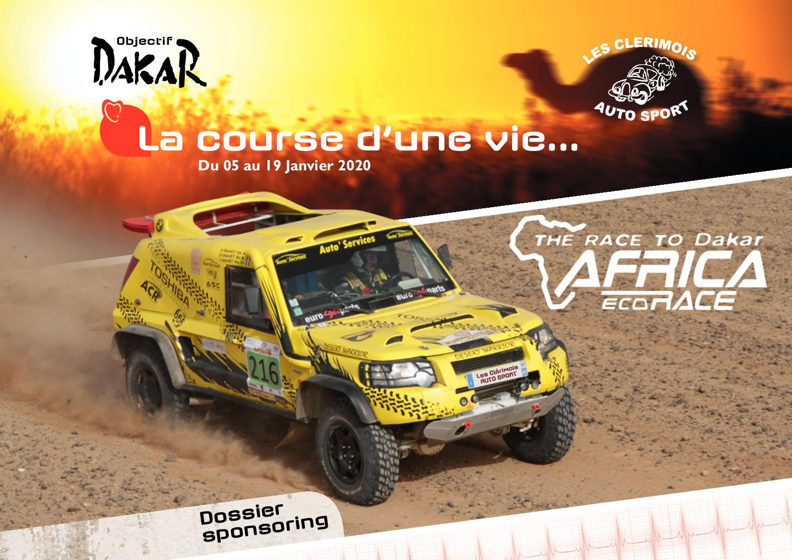 Dakar / Africa Eco Race 2020 Quinet