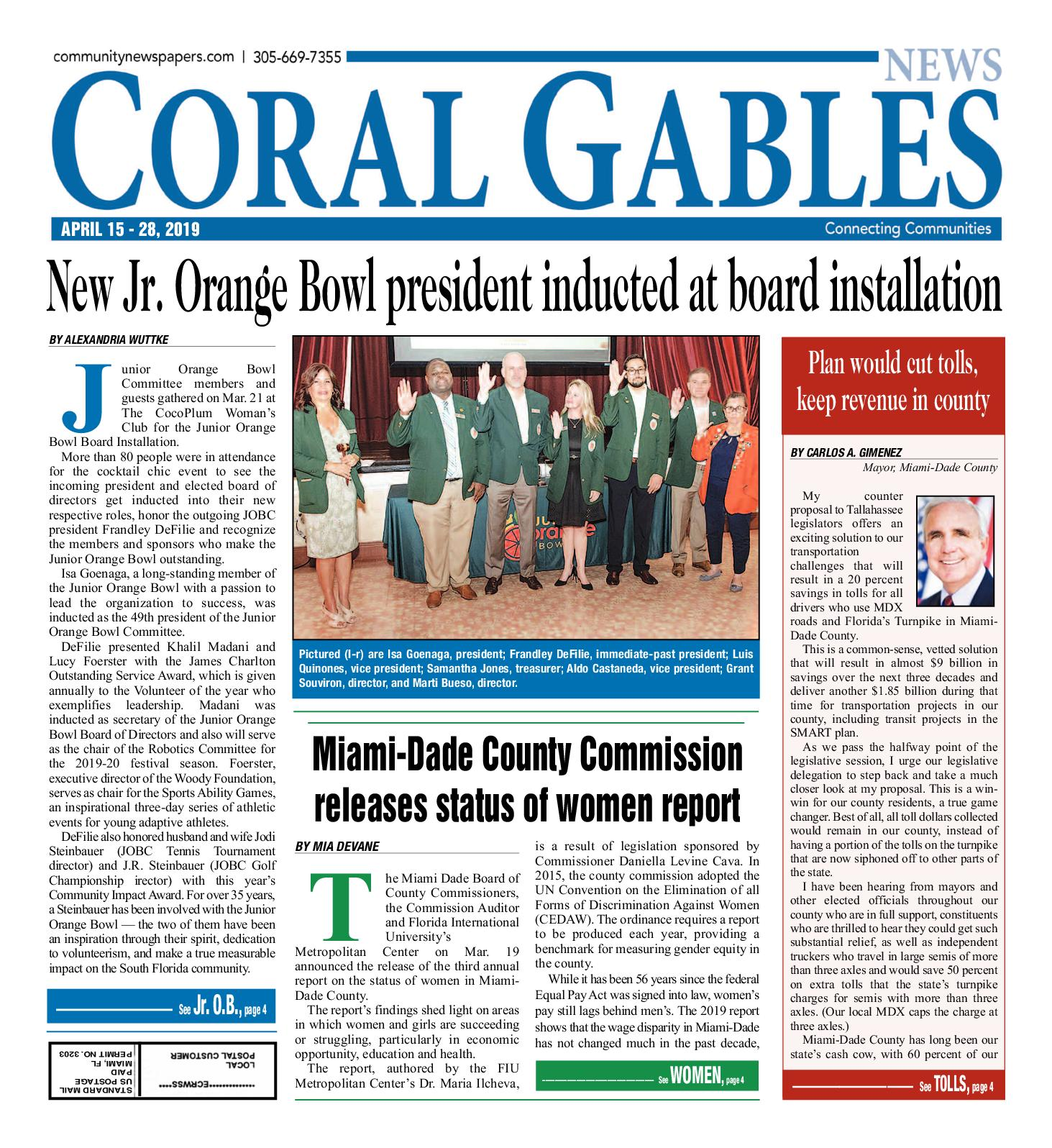 Calaméo - Coral Gables News 4 15 2019