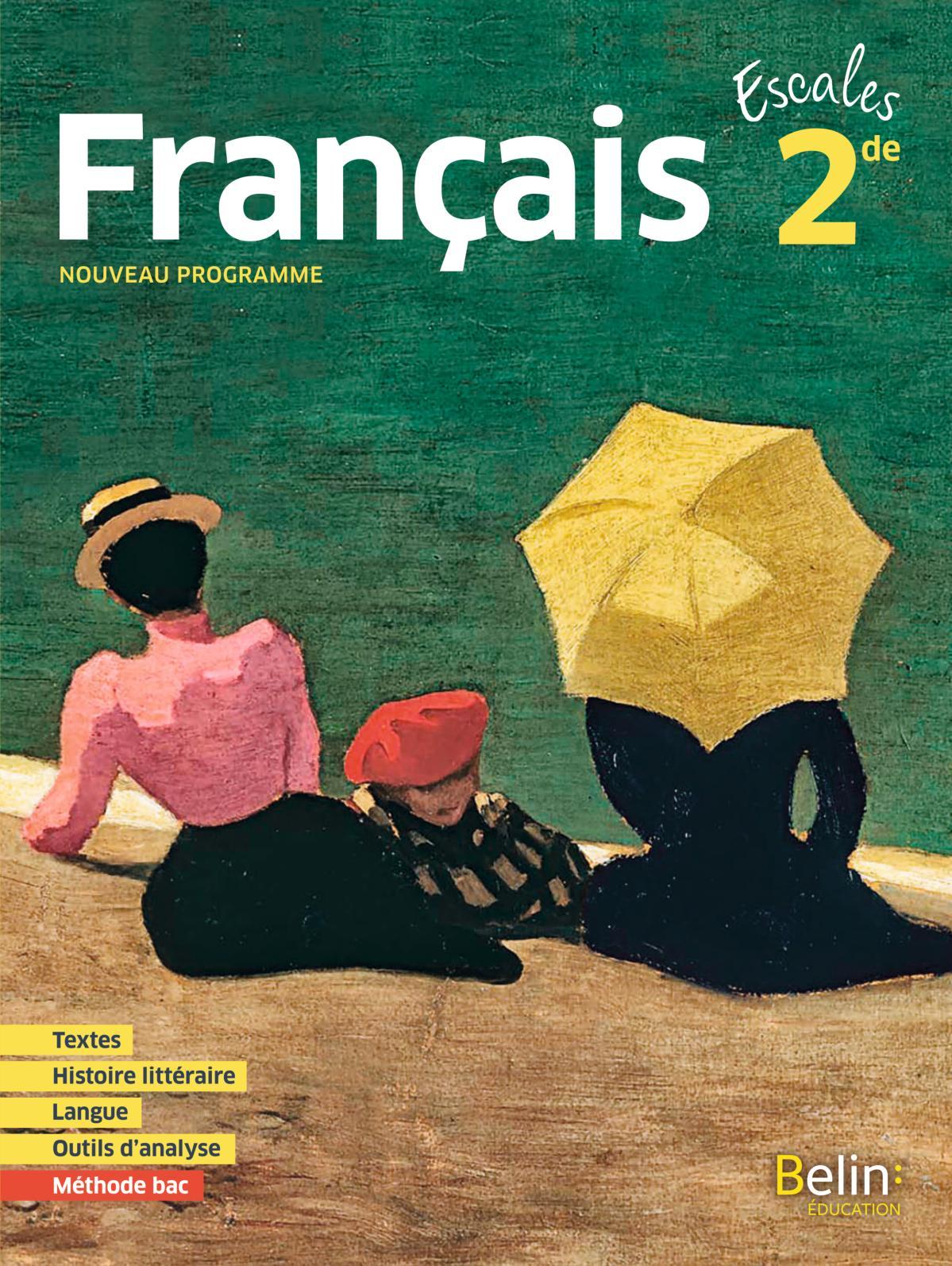 9791035802301 Francais 2de Extrait
