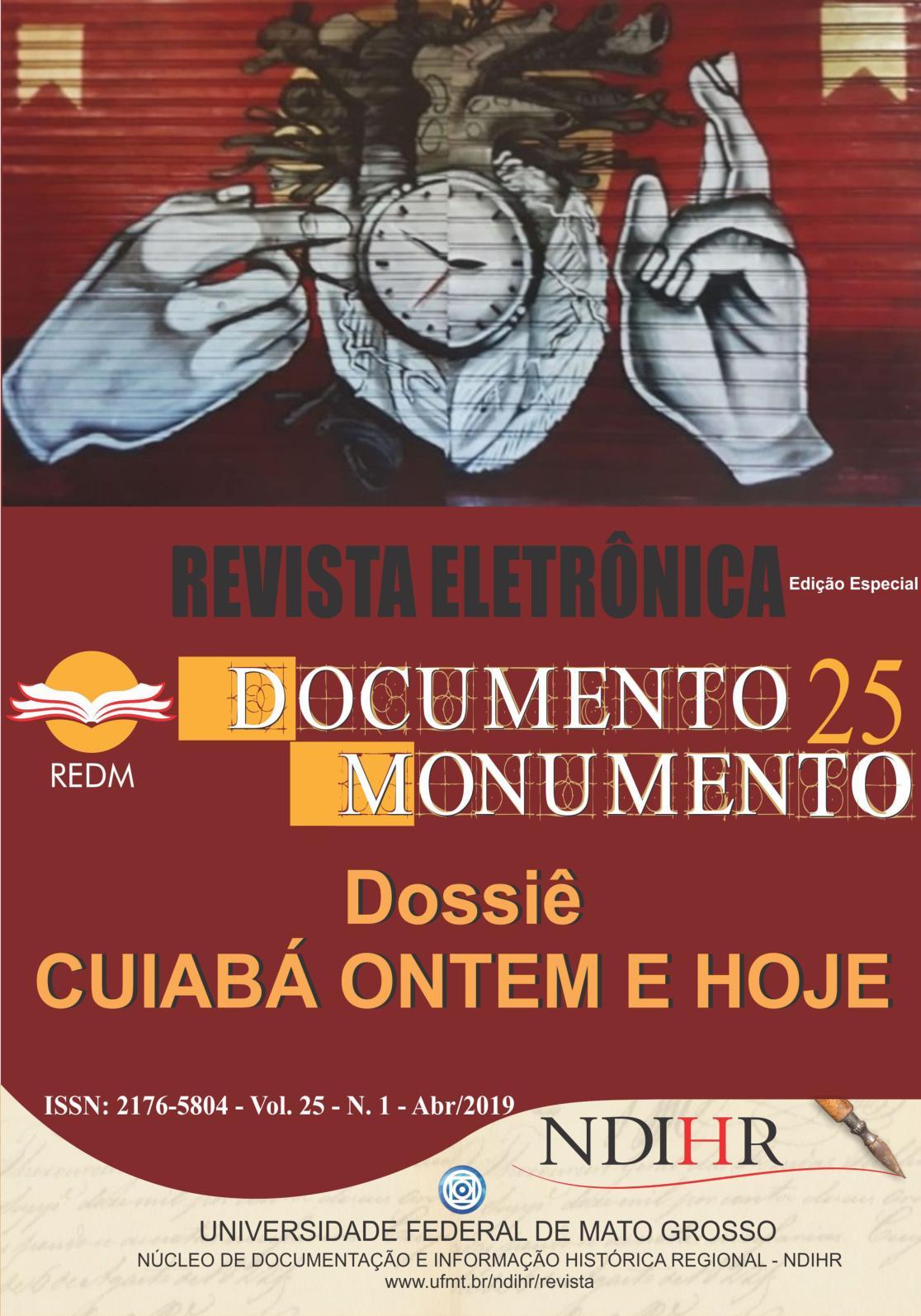 60ca2183f Calaméo - Revista Eletrônica Documento Monumento - Vol. 25 N.1 - Abril 2019