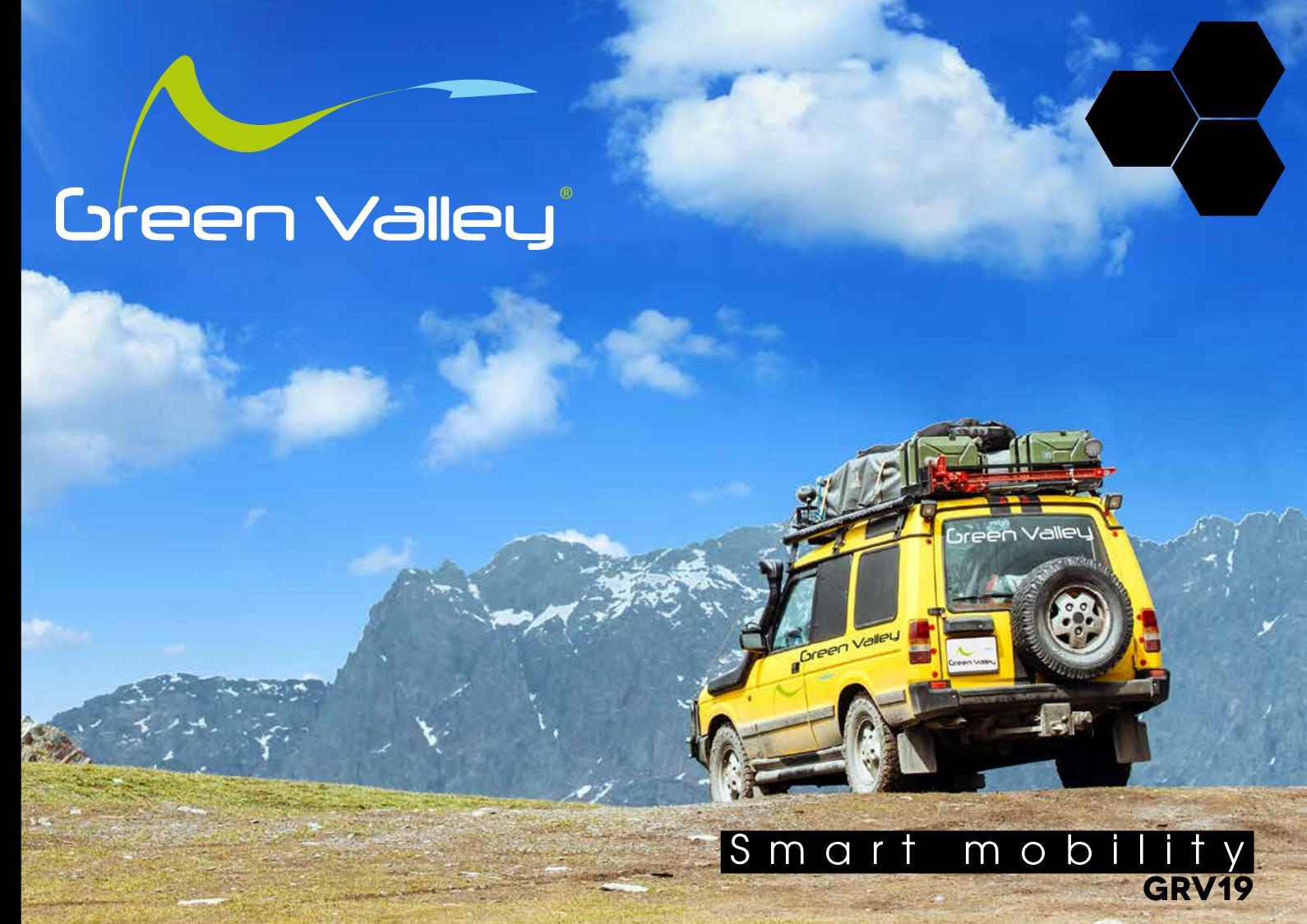 Green Valley 156403 Assembly Kit for Trek Roof Racks