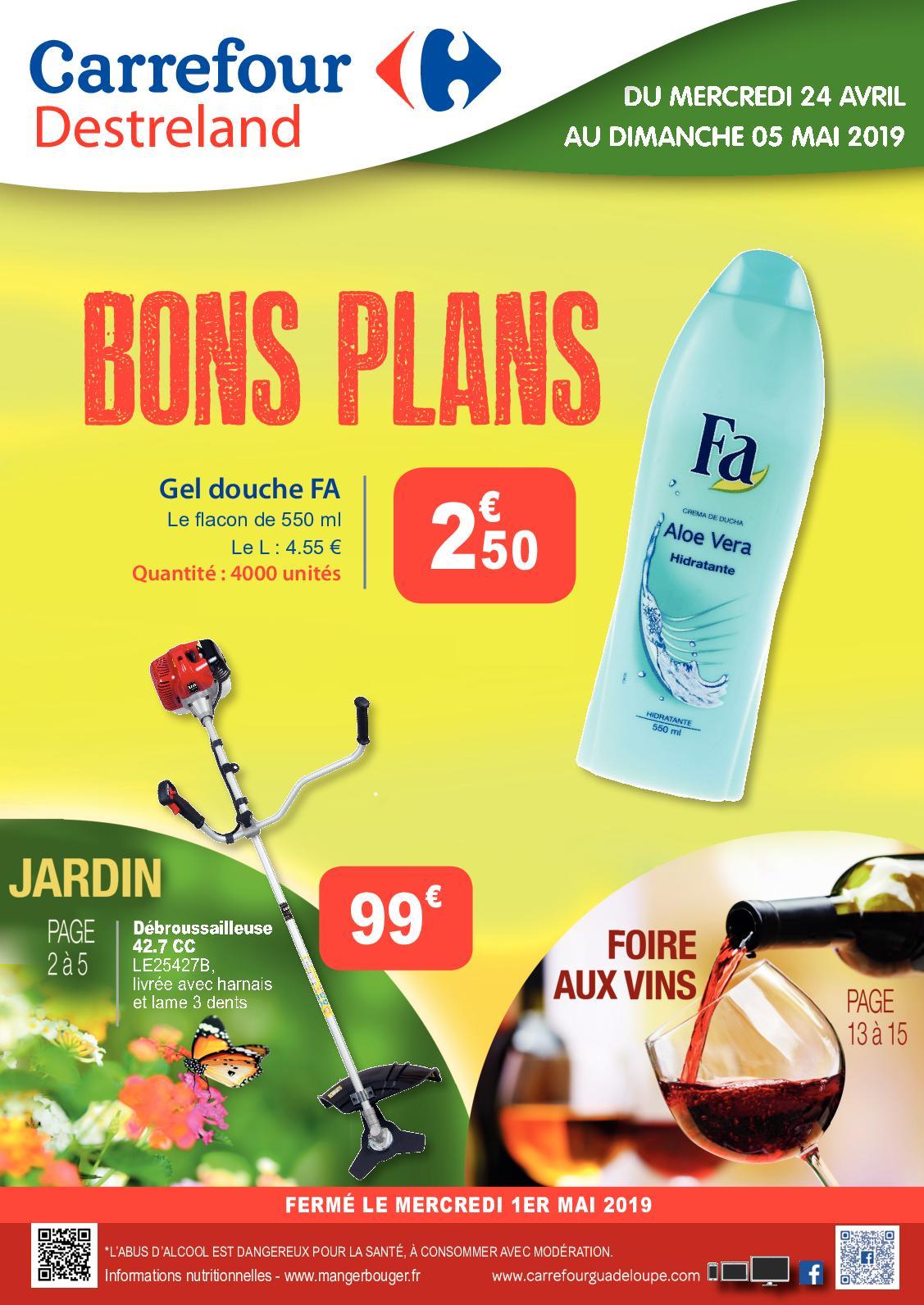 Catalogue Jardin & Foire Aux Vins