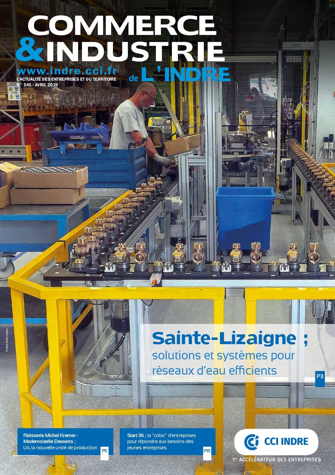 Calaméo Commerce Industrie De Lindre N545