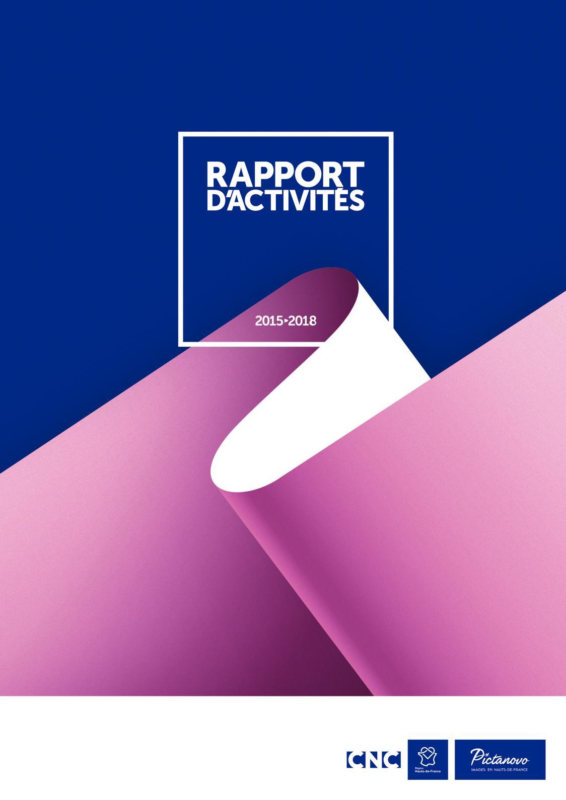 Calameo Rapport D Activites 2015 2018