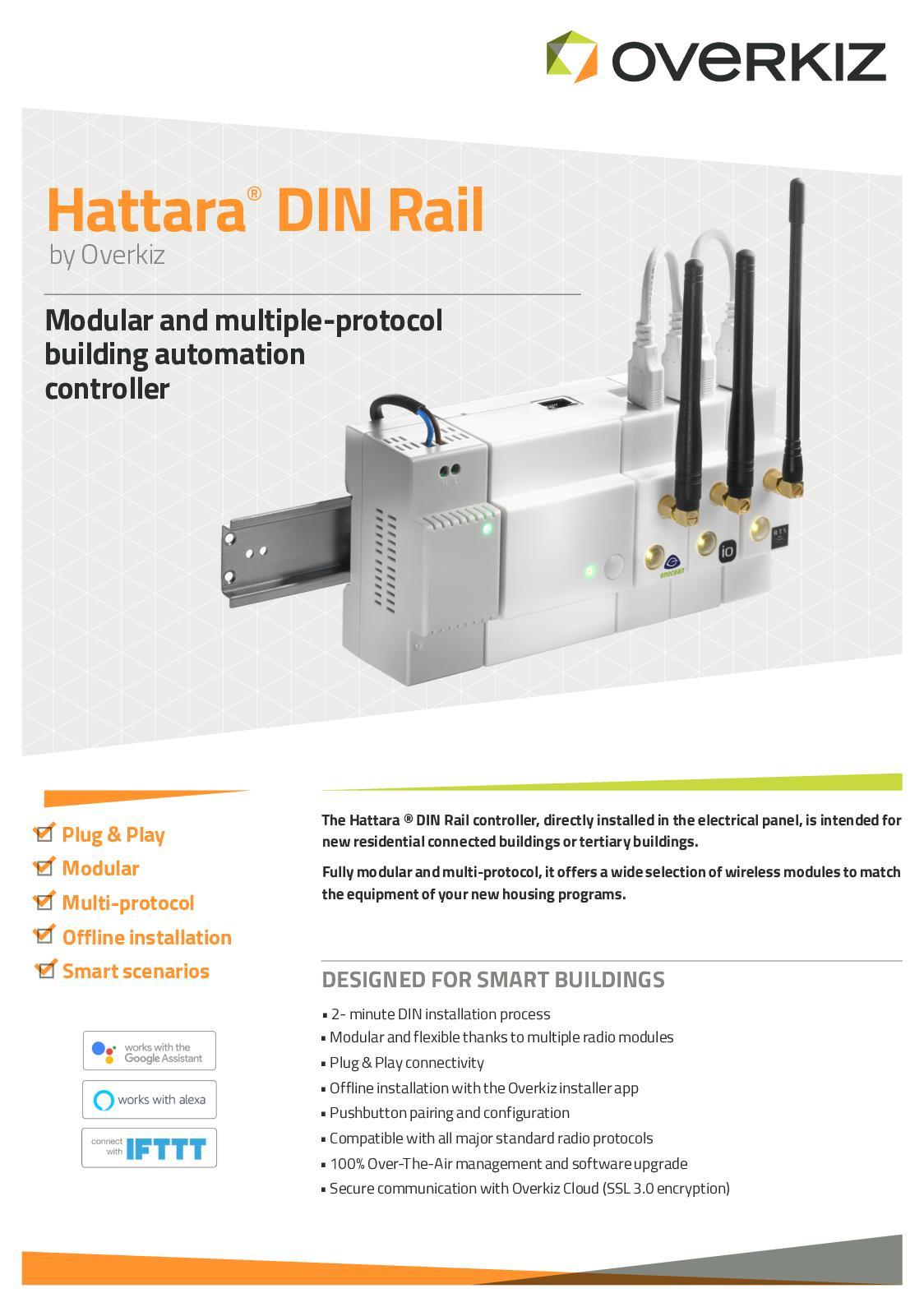 Calaméo - HATTARA® DIN RAIL 2019