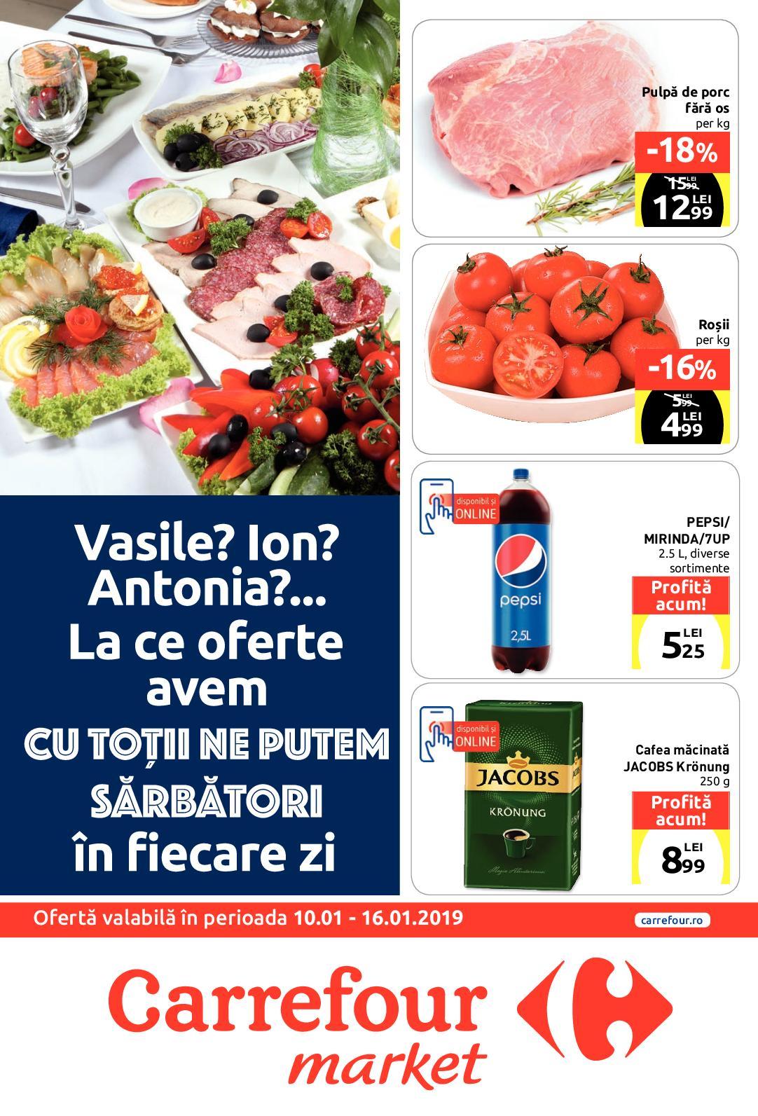 Calaméo - Catalog Carrefour - Market CU PIN