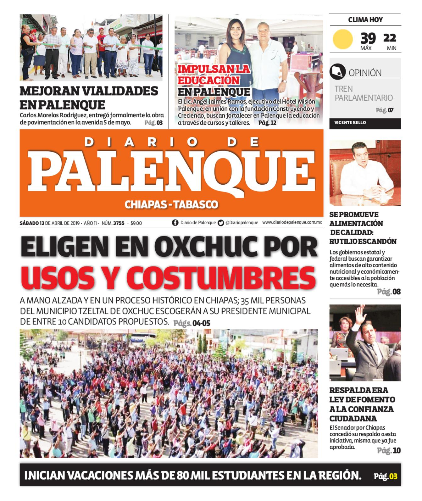 Calaméo - Diario 13/04/2019