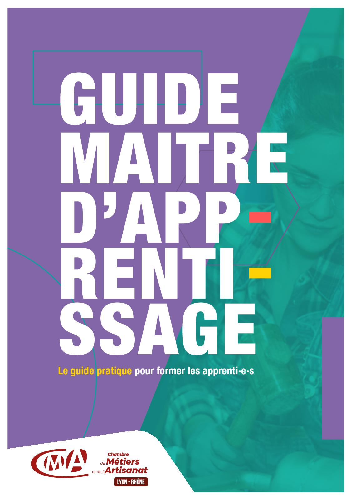 Calaméo Guide Maitre Apprentissage 2019