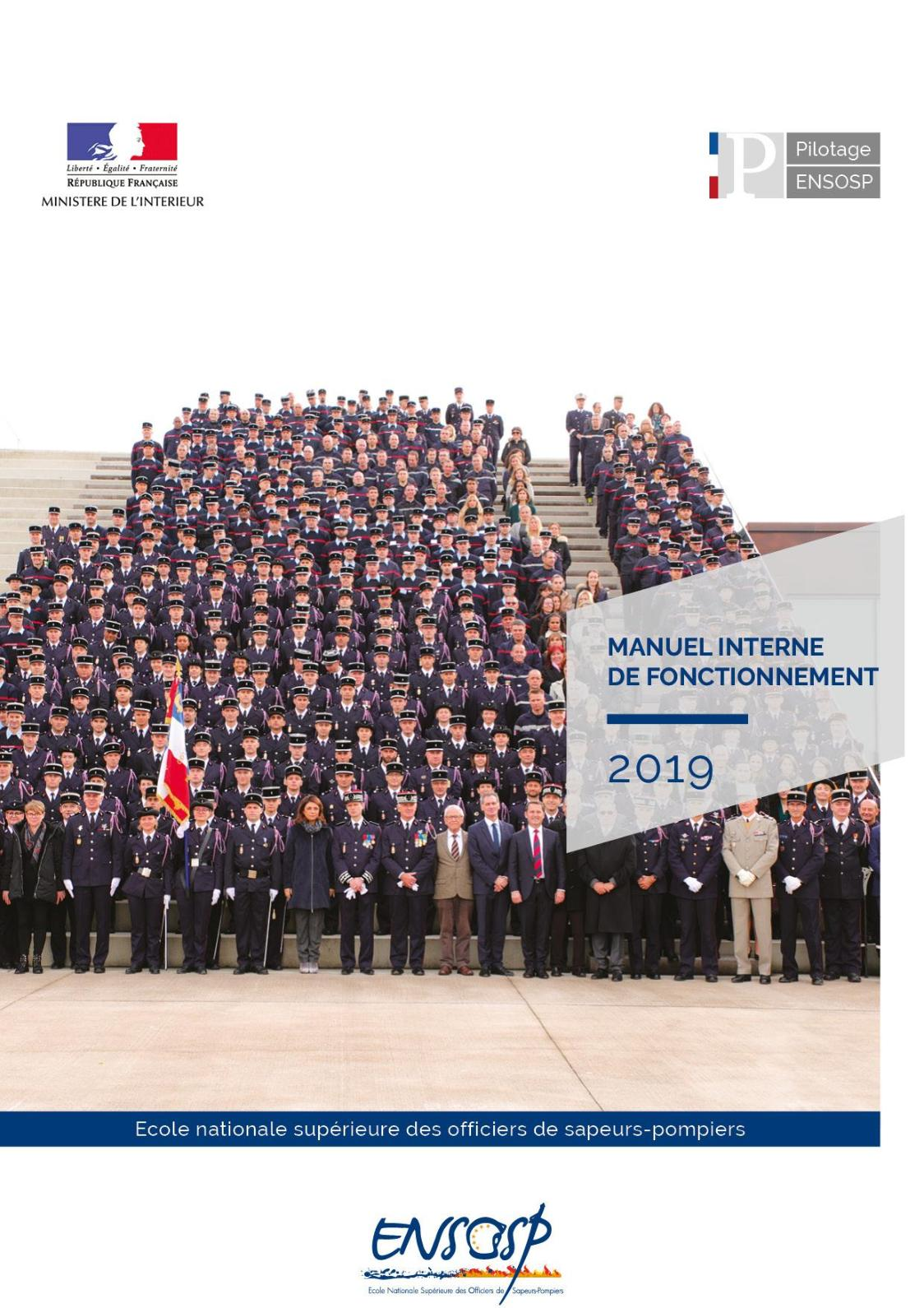 Calaméo   Manuel interne de fonctionnement   MIF 2019